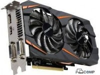 Gigabyte GeForce® GTX 1060 WINDFORCE OC 6G (GV-N1060WF2OC-6GD) 6 GB 192 bit