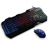 HAVIT HV-KB558CM Black Crossfire Gaming Combo