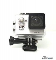 Sports HD DV Action Camera Full HD 1008p (Wi-Fi)