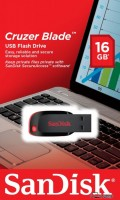 USB flash SanDisk Cruzer Blade 16 Gb (SDCZ50-016G-B35)