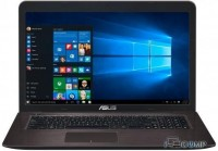 Noutbuk Asus X756UQ (90NB0C31-M00390) (i5 6200U | 8 GB | GeForce 940MX | 1 TB HDD)