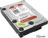 HDD Western Digital NASware RED 3 TB 3.5  (WD30EFRX)