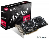 MSI AMD RX 580 (912-V341-066) (8 GB | 256 bit)