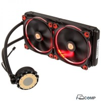 Thermaltake Water 3.0 280 Riing RED (CL-W138-PL14RE-A)
