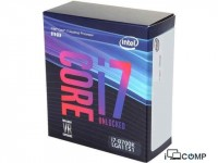 Intel® Core™ i7-8700K (12M Cache, up to 4.70 GHz)