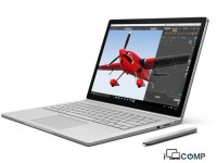 Noutbuk Microsoft Surface Book (CR9-00001) Silver