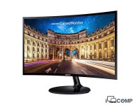 Monitor Samsung Curved C24F390FHN