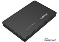 External HDD Case Orico 2588US3-V1-BK (Black)