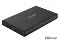 External HDD Case Orico 2189U3-BK (Black)