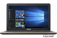 "Noutbuk Asus X540MA-GQ169 (90NB0IR1-M04820) (N5000 | DDR4 4GB | HDD 500GB | 15.6"" HD 