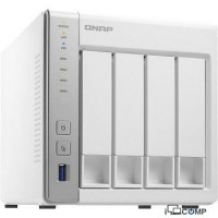 External HDD Box QNAP TS-431P Cloud NAS (3.5)