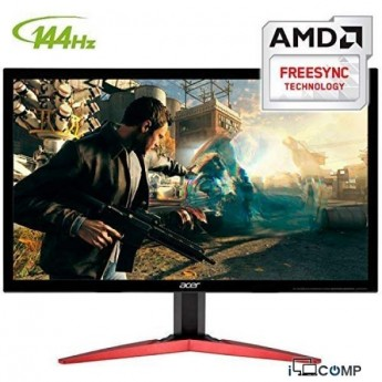 Gaming Monitor  Acer Nitro KG241Pbmidpx 24' 144 Hz (UM.FX1EE.P01)