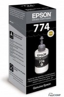 EPSON 774 Black ink bottle (C13T77414A)
